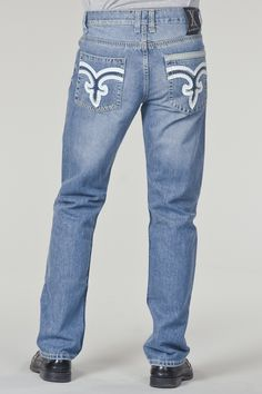 Christmas is just around the corner!  Order your man these jeans for Christmas!  Click on photo to order...