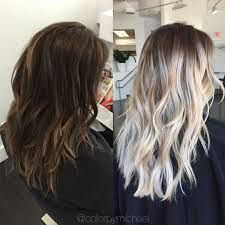 Afbeeldingsresultaat voor olaplex before and after