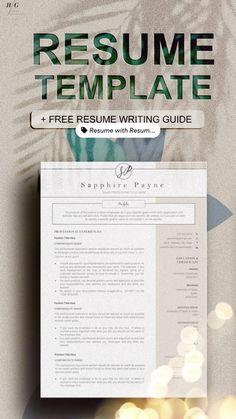 Resume Writing Tips, Resume Tips, Resume Examples, Resume Template Free, Free Resume, Templates, Resume Design, Professional Resume, Resume Maker Professional