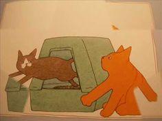 Dikkie Dik en kattenbak, digitaal prentenboek