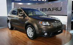 My Other Dream Car... Subaru Tribeca.