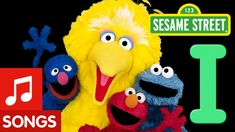 Sesame Street: Letter I (Letter of the Day)