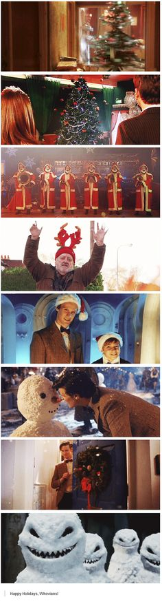 Merry Christmas! Remember, keep the Christ in Christmas. Oh, and remember to watch Doctor Who on BBC. :)