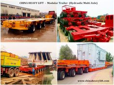 http://www.chinaheavylift.com/nicolas-modular-trailer/  CHINA HEAVY LIFT Manufacture Nicolas model Modular Trailer, capacity 34 tons/axle line, min height 770 mm, axle compensation 600 mm, width 2,990 mm , axle base 1,550 mm with high tensile structure steel, robust and durable construction with high bending moment, high concentrated load bearing capacity.  Email : yoko@chinaheavylift.com Tel : +86 137 7422 2241 (Wechat, WhatsApp)