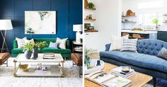 The Most Important Part of Your Living Room Isn't Your Sofa http://www.mydomaine.com/living-room-coffee-table-ideas