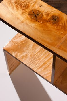Jane Stevenson designs and builds experimental and functional works of art in her Buffalo, NY studio. Jane works in a historic warehouse studio space and create projects that bridge the gap between fine art, design, and architecture. Oak Dining Table, Gold Stars, Home, Design, House, Homes, Haus, Houses