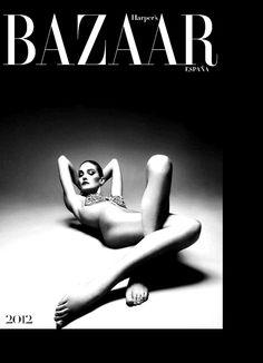 Haper's Bazaar Spain cover