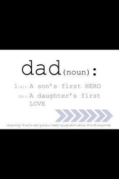 I'm a daddy's girl:)