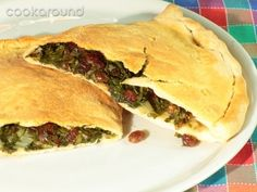Calzone di erbette: Ricetta Tipica Basilicata | Cookaround
