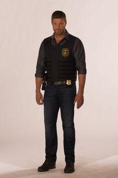 "Haven S4 Adam Copeland as ""Dwight Hendrickson"""