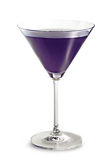 Purple Haze : 2 Parts Pucker® Grape Schnapps, 2 Parts Pinnacle® Vodka, Splash each of Sour Mix, Lemon Lime Soda : Add ingredients to an ice-filled shaker. Shake and strain into a chilled martini glass.