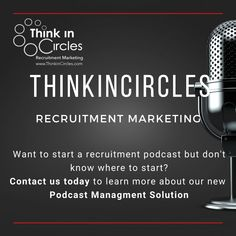 We are obviously huge fans of Podcasts It's a great way to talk directly to your customers. That's why we now offer a #Podcast Management Solution. We'll help you get started then handle the hard work of editing and distribution. To know more, contact us today. #ThinkinCircles #MarketingRules #RecruitmentMarketing Contact Us, Hard Work, Fans, Management, Handle, Marketing, Learning, Studying, Teaching