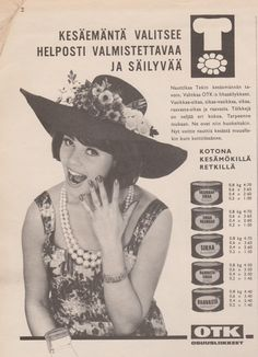 Vintage Ads, Vintage Posters, Old Ads, Old Pictures, Ancient History, Ikat, Finland, Nostalgia, Advertising