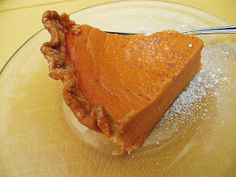 Sage Trifle: Old Fashioned Southern Sweet Potato Pie