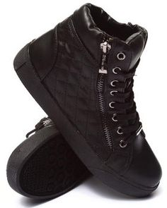 Buy Perry Quilted Side Zip High Top Sneaker Women's Footwear from Fashion Lab. Find Fashion Lab fashions & more at DrJays.com