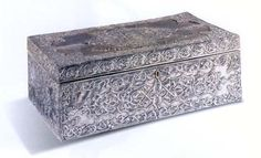 Silver Box, Turkish and Islamic Arts Museum Islamic Art Museum, Craftsman, Decorative Boxes, Artwork, Silver, Pictures, Jewelry, Artisan, Photos