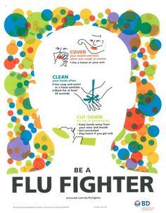Be a Flu Fighter USA