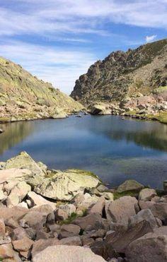 Ruta de las 5 lagunas. Almanzor y Gredos. Ávila.