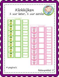 Rekenenpakketten voor groep 3 – Weg van onderwijs School Tips, School Hacks, Spelling, Stage, Kids, Children, Boys, Children's Comics, Boy Babies