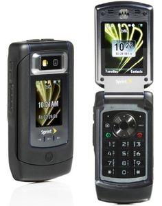 b858b1093 Motorola Renegade V950 Camera Rugged 3G CDMA Flip Phone (Sprint)