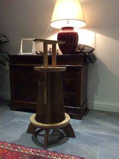 telescopic stool