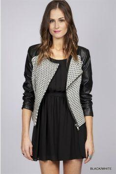 Michelle Moto Jacket #salediem #worktoplayfashion #boutique #fashion
