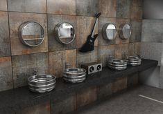 Sanela KEG design mirrors