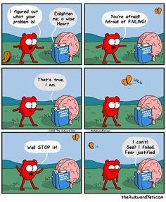 Justified. Heart vs Brain.