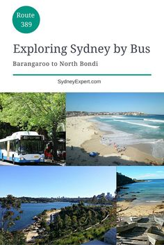The 389 bus Pyrmont to Bondi Junction Take a bus ride and explore the Australian Prime Ministers favourite bus route :-] From the harbour to the beach. Australia Travel Guide, Visit Australia, Sydney Australia, Bus Travel, Travel Tips, Travel Guides, Cool Places To Visit, Places To Travel, Sydney Beaches