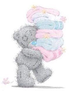 ♥ Tatty Teddy ♥ Me to You Fresh Towels ♥
