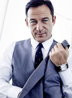 Jason Isaacs - Andrea's father/King of the Vampire Council of London/Sovereign Blood Reign of the Western European Territory
