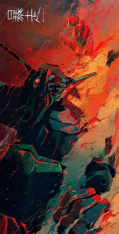 Tagged with neon genesis evangelion, mecha monday; Neon Genesis Evangelion, Manga Anime, Manga Art, Anime Art, Wallpaper Animes, Animes Wallpapers, Japon Illustration, Gurren Lagann, Animation