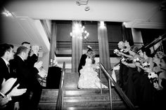 The Madison Event Center's Grande Ballroom will Spotlight the Bride & Groom like no other venue - Make Your Grande Entrance! The Madison Event Center www.thecovingtonmadison.com