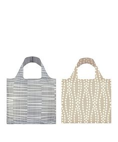 This Earth Rock & Earth Pebbles Reusable Bag Set by LOQI is perfect! #zulilyfinds
