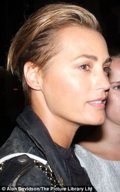 Yasmin Le Bon, 47, rocks edgy new hairstyle and looks more ...
