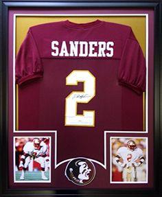 Deion Sanders Framed Jersey Signed JSA COA Autographed Florida State Seminoles Mister Mancave http://www.amazon.com/dp/B00L6QW8Q6/ref=cm_sw_r_pi_dp_xTKswb1BQP029
