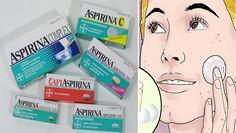 Prepara la crema de aspirina y desaparece tus arrugas, patas de gallo y manchas.