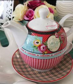 Tetera Smile Tea Pots, Tableware, Dinnerware, Dishes, Tea Pot, Tea Kettles, Serveware