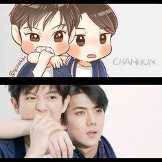 CHANHUN | Ceci Fanart