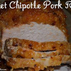 Sweet Chipotle Pork Roast Recipe | Key Ingredient