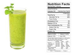 Green Smoothie Recipe (NCAA Compliant) made with BiPro Whey Protein Isolate. Your Whey to a Healthier You