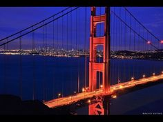 """Nature Relaxation presents """"San Francisco in HD"""" (Preview) a  Music Video... MY HOMETOWN"""