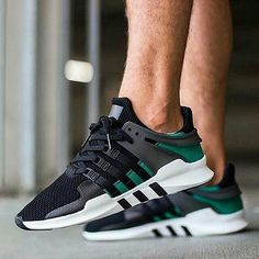 Adidas Eqt Support Adv Sub Green Premium Quality Size 39 44 Rp 530000