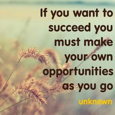 I'm a business owner who is inviting you to make your own opportunities and reach for your dreams.  Message me today to find out more...or text: 401-374-6994