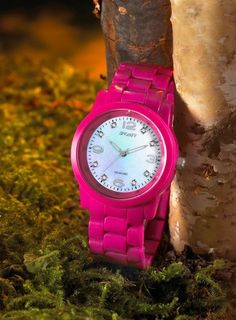 Eco-friendly watch made from corn from Sprout