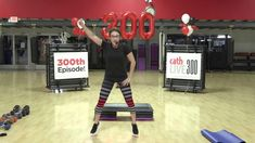 Cathe Friedrich's Metabolic 300 Live Workout My 300th Cathe Live Broadcast. #cathelive #cathelive300 #300thepisode #cathe #cathefriedrich #metabolicworkout #metabolicworkouts #metabolicworkoutsrule #metabolicworkoutoftheweek #metabolicworkoutclass #metabolicworkoutadvanced #metabolicworkoutday #metabolicworkoutsrock #metabolicworkoutdone #metabolicworkout‍ #metabolicworkoutakacardio Metabolic Workouts, Cathe Friedrich, Mat Exercises, Weight Loss Inspiration, Workout Videos, Metabolism, Party Planning, Perfect Fit, Live