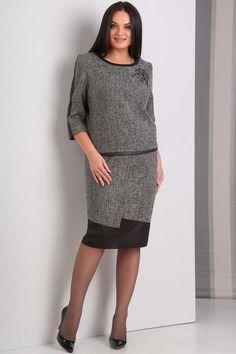 188d442a041 Коллекция женской одежды больших размеров белорусской компании JURIMEX  осень-зима 2018-19 (50 фото)