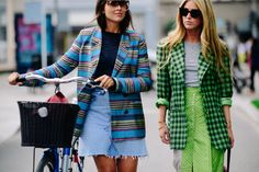 See Peak Scandinavian Personal Style on the Streets of Copenhagen Fashion Week Spring 2018 Photos | W Magazine