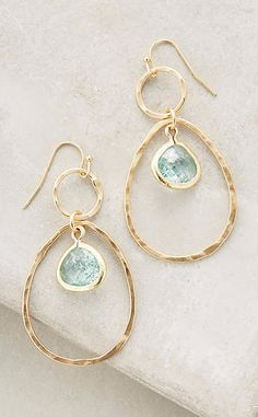 Quartz Lagoon Hoops #anthrofave