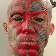 absolute body modification toxo - Google-Suche Body Modifications, Weird, Portrait, Tattoos, Google, Body Mods, Tatuajes, Headshot Photography, Tattoo